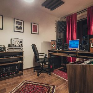 Online Mix / Mastering studio.EU - Studio Two