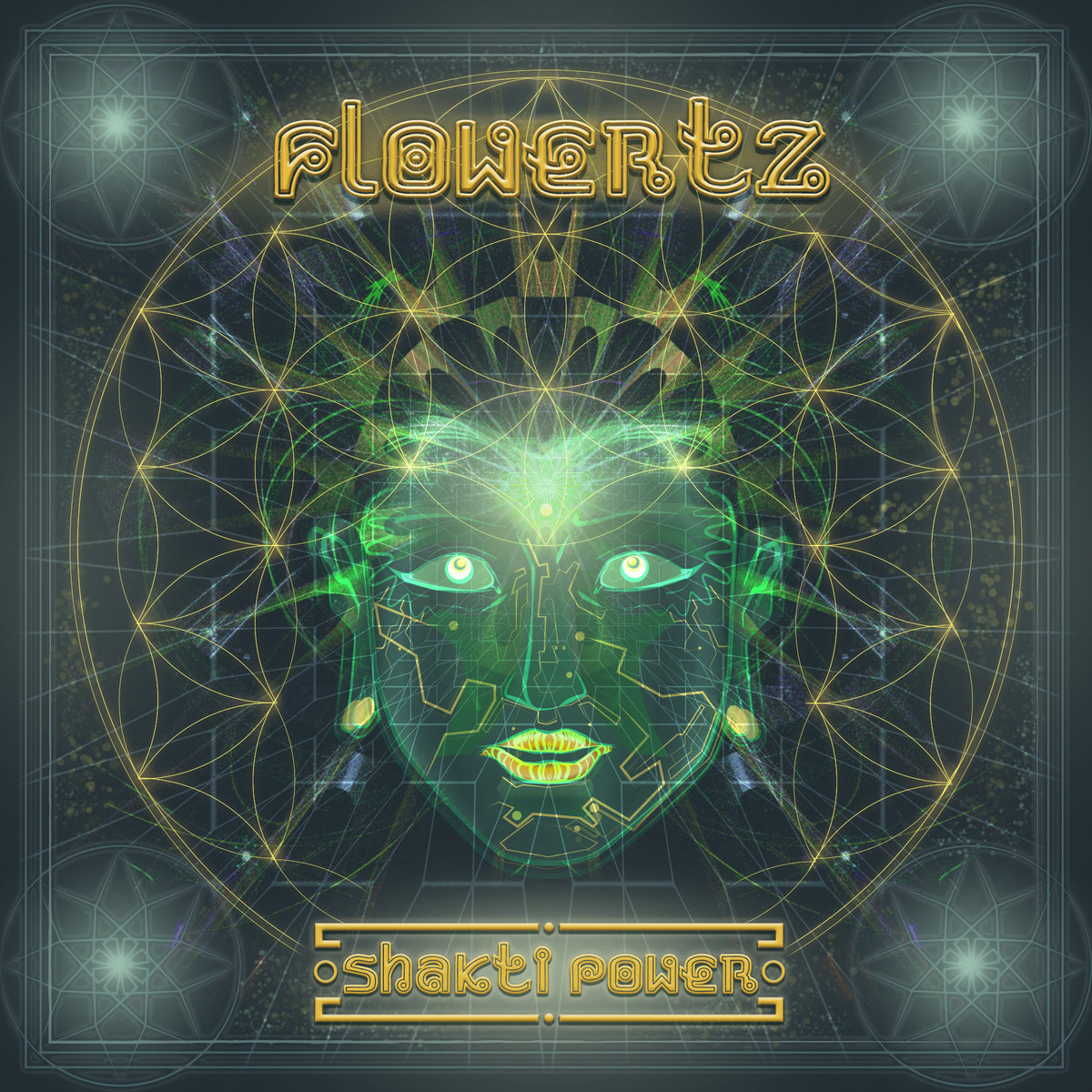 Flowertz - Shakti power